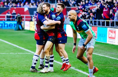 Luke Morahan shortlisted for try of the week