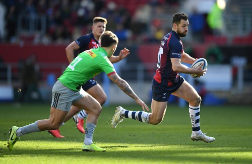 Stat attack: Bristol Bears 28-15 Harlequins