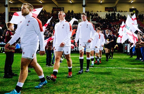 U20 Six Nations: Groves makes England bow, Chamberlain in Scotland action