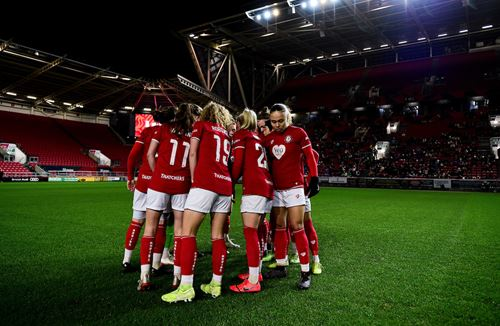 City Women to take on Manchester United in BS3