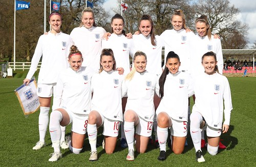 Pattinson secures back to back wins with the Lionesses U21s