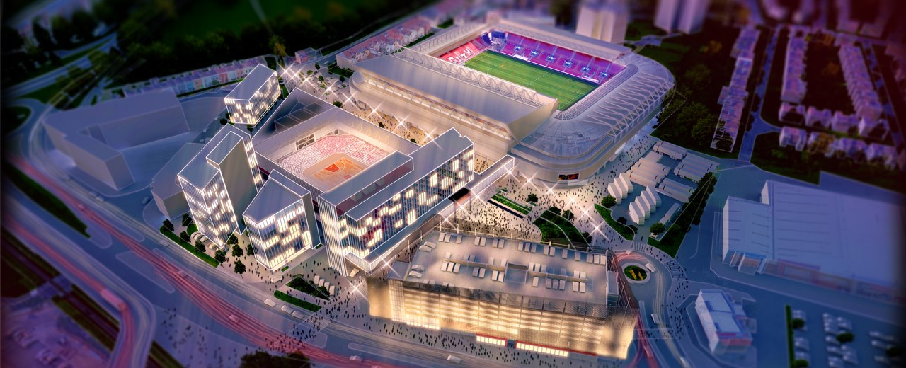 Ashton Gate Stadium SCC proposed plans
