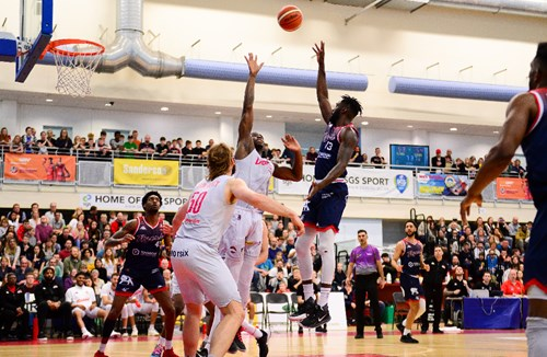 Highlights: Bristol Flyers 73-69 Leicester Riders