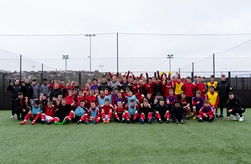 Robins Foundation excel on the EFL Day of Action