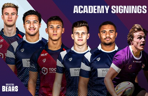 Bears sign six to Integrated Academy