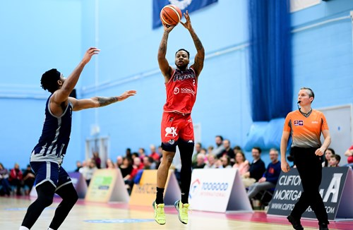 Highlights: Bristol Flyers 71-89 Glasgow Rocks