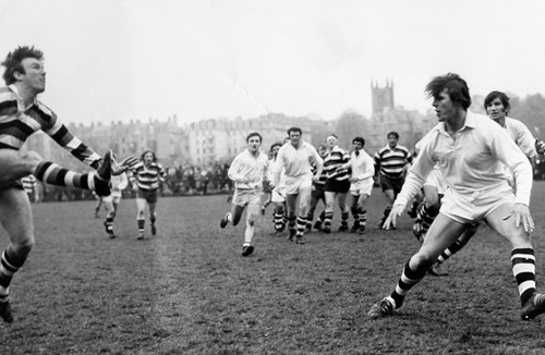 Past Encounters: Nicholls downs Bath at The Rec