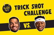 Bristol Flyers - Good4U Trick Shot Challenge