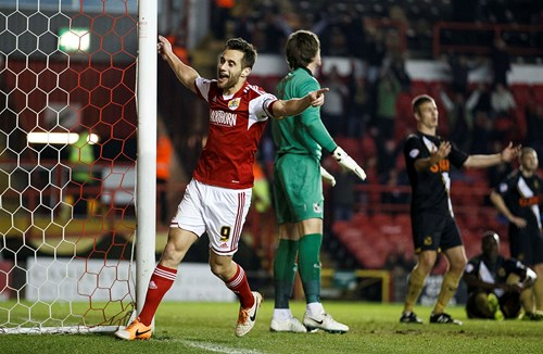On this day: Bristol City 5-0 Port Vale