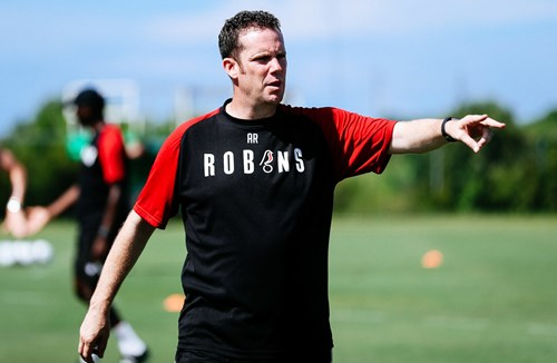 Episode three of the Robins Nest podcast available