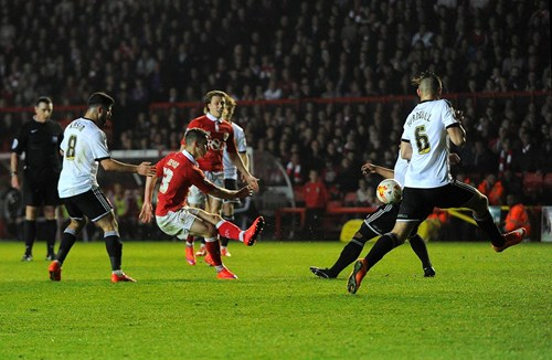On this day: Bristol City 3-0 Swindon Town