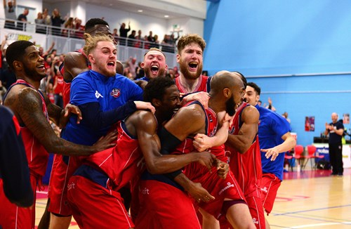 Flyers Flashback: Bristol Flyers v London Lions - 25/02/17