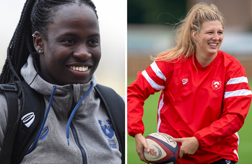 Simi Pam and Clea Fawcett star on Rugby Union Weekly Podcast