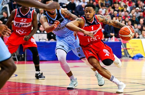 Flyers Flashback: Surrey Scorchers v Bristol Flyers - 22/04/18