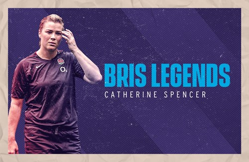 Bris Women Legends: Catherine Spencer