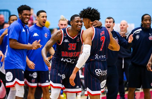 Flyers Flashback: Bristol Flyers v Sheffield Sharks - 18/01/19