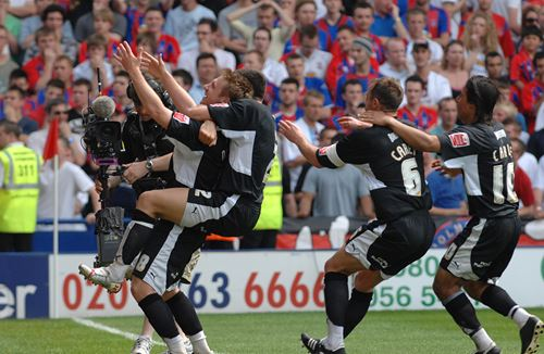 On this day: Crystal Palace 1-2 City (play-off s/f 1st leg)