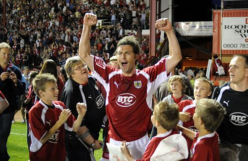 On this day: Bristol City 2-1 Crystal Palace (play-off s/f 2nd leg)