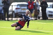 Becky Hughes announces retirement from women's rugby