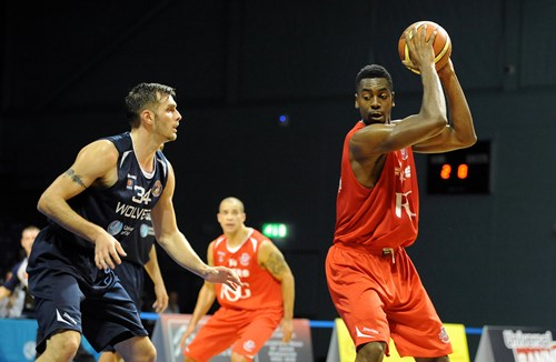 Flyers Flashback: Worcester Wolves v Bristol Flyers - 31/10/14