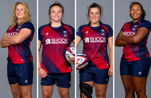 Red Roses quartet commit to Bears Women