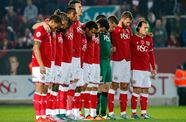 Minute's Silence On Saturday