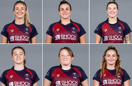 Bears Women retain services of six Wales internationals