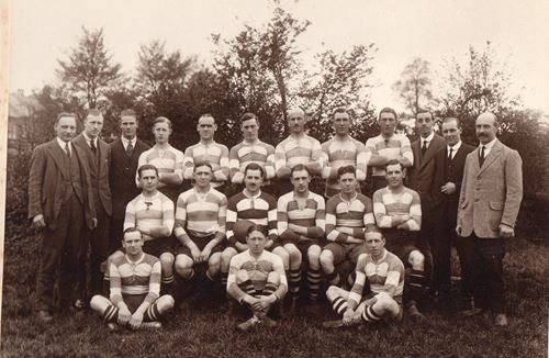 Past Encounters: Leahy's Radnor Road hat-trick