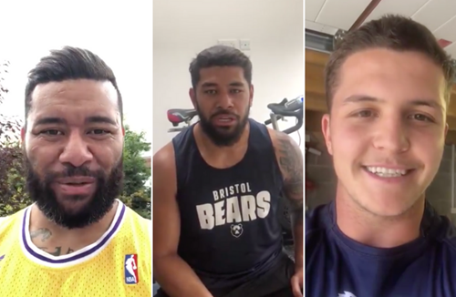 Bears stars backing Break the Cycle 2020