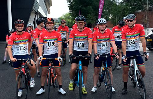 Break the Cycle stalwart set for 200 mile fundraising ride