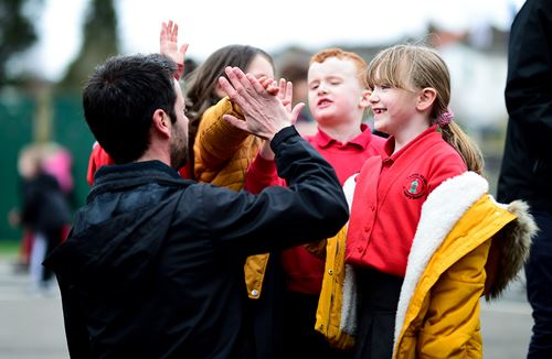 Premier League Charitable Fund Awards: Primary Stars