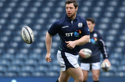 Alasdair Dickinson arrives as Scrum Coach