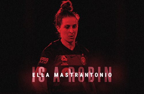 Matilda Mastrantonio signs for City Women