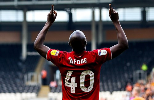 'Let's keep the belief and play with a smile' – Afobe