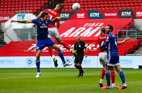Report: Bristol City 0-1 Cardiff City