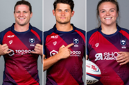 Bears trio become Wooden Spoon ambassadors