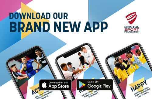 Bristol Sport Foundation mobile app available to download
