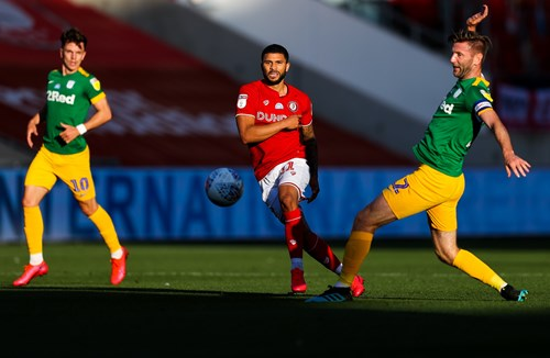 Highlights: Bristol City 1-1 Preston North End