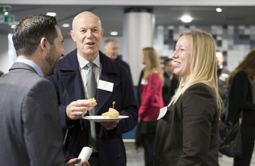 Success For The Lansdown Club's 'Fit For Business' Event