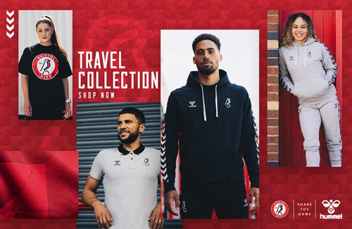 City release hummel training and travel wear collection