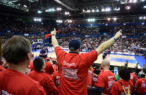 Win a digital content campaign with Bristol Flyers for your business