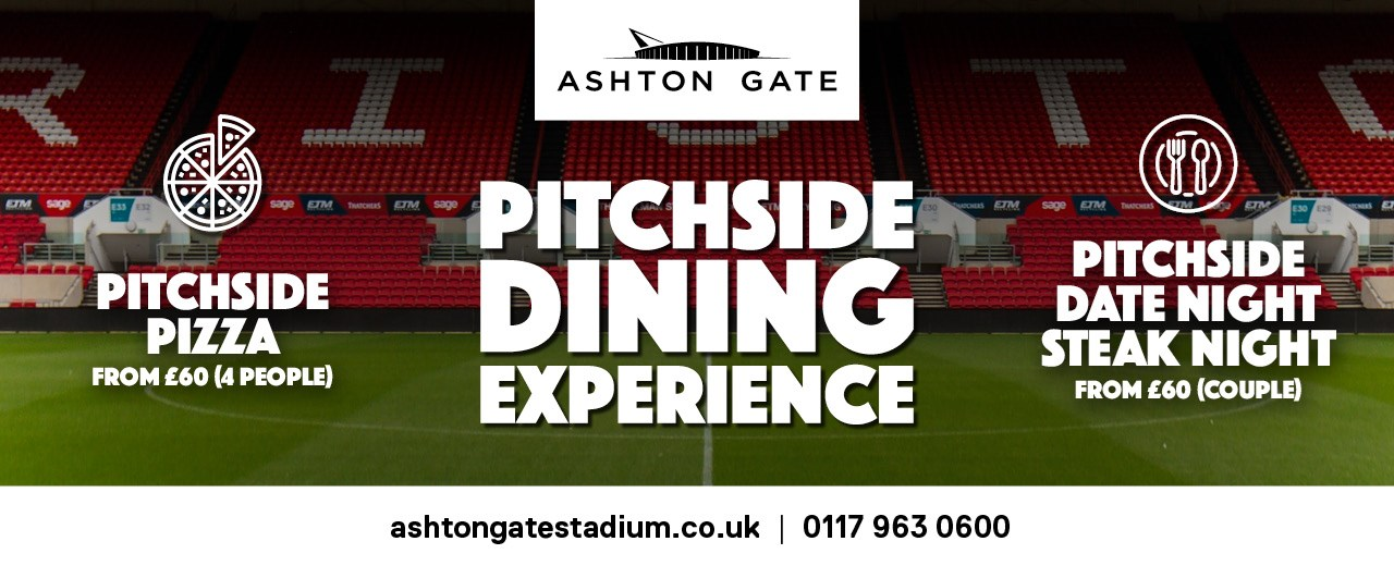 Pitchside Dining