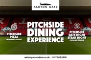 Ashton Gate Stadium announces Pitchside Dining Experience