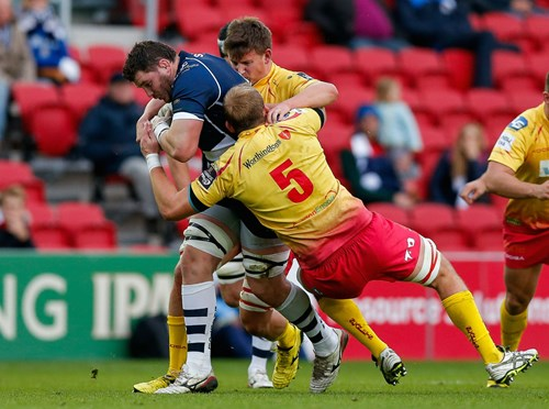 B&I Cup Clash Versus Scarlets Moved To Clifton RFC