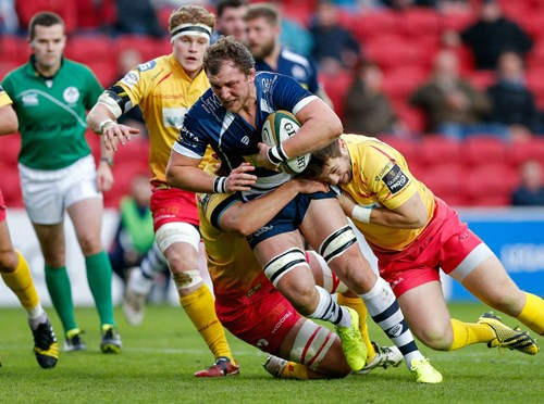 REPORT: Bristol Rugby 62-16 Scarlets