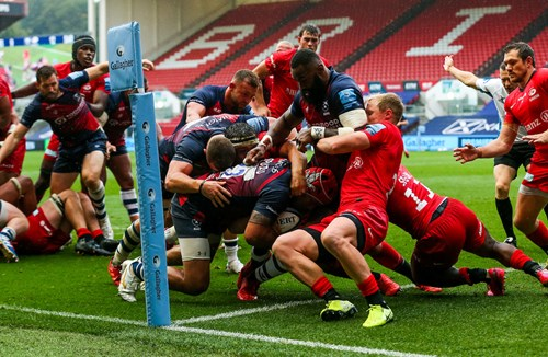 As it happened: Bristol Bears 16-12 Saracens