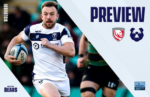 Preview: Gloucester Rugby (a) - Gallagher Premiership