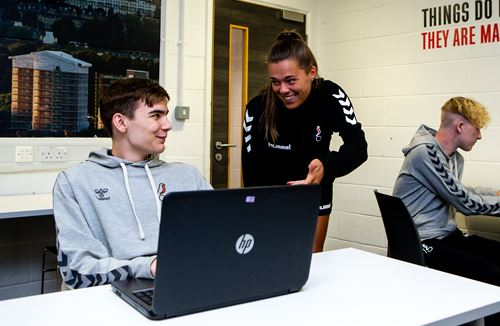 Robins Foundation provide students with guarantee