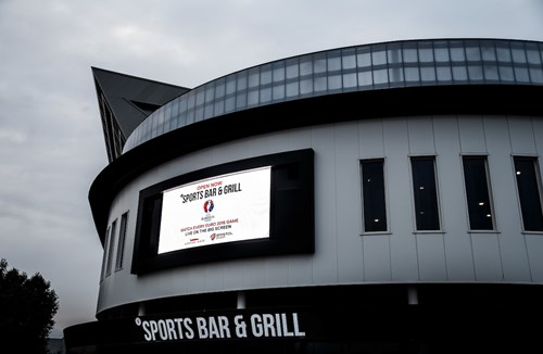 Ashton Gate Sports Bar sold out for Gloucester clash