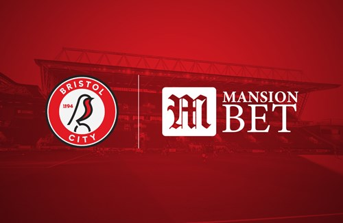 MansionBet unveiled as principal sponsor